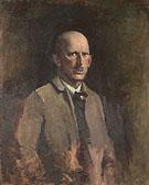Self Portrait 1918 - Abbott Handerson Thayer