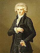 Labille Guiard Robespierre - Adelaide Labitte Guiard