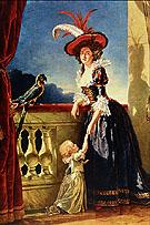 Louise Elisabeth de France - Adelaide Labitte Guiard