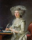 Madame Roland 1787 I - Adelaide Labitte Guiard
