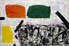 Bias Pull 1957 - Adolph Gottleib