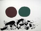 Flurry 1967 - Adolph Gottleib