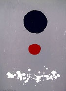 Jetsam 1967 - Adolph Gottleib