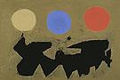 Trio 1960 - Adolph Gottleib