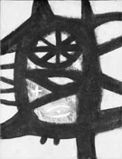 Unstill Life 1955 - Adolph Gottleib