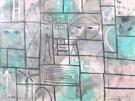 Labyrinth No 2 1950 - Adolph Gottleib