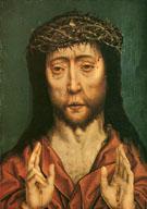 Man of Sorrow I - Aelbert Bouts