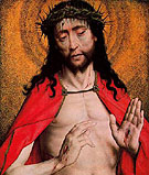 Christ Crowned with Thorns - Aelbert Bouts