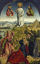 The Transfiguration - Aelbert Bouts