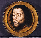 Head of Saint John the Baptist on a Charger - Aelbert Bouts
