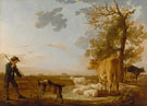 Landscape with Cattle c1639 - Aelbert Cuyp