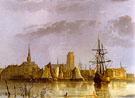 View of Dordrecht c1650 - Aelbert Cuyp