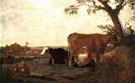 The Dairy Maid - Aelbert Cuyp
