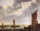 The Ferry Boat - Aelbert Cuyp