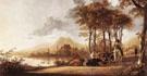 River Landscape - Aelbert Cuyp
