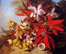 Still Life with Flowers 1873 - Agostinho Jose da Mota