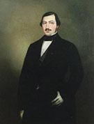 Retrato de Homem - Agostinho Jose da Mota