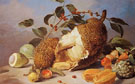 Natureza Morta Com Frutas - Agostinho Jose da Mota