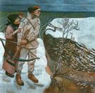 Joukahainens Revenge 1897 - Akseli Gallen Kallela