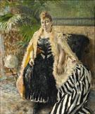 Parisienne 1888 - Akseli Gallen Kallela