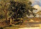 Street In Nassau - Albert Bierstadt