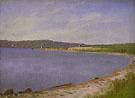 San Francisco Bay 1871 - Albert Bierstadt