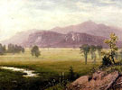Conway Meadows New Hampshire - Albert Bierstadt