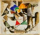 Landscape II - Albert Gleizes