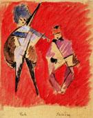 Flauta Starveling - Albert Gleizes