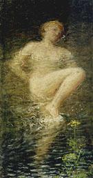 The Bather c1891 - Albert Moore