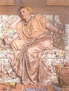 Pansies 1875 - Albert Moore
