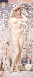 A Venus 1869 - Albert Moore