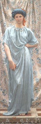 Sapphires 1877 - Albert Moore