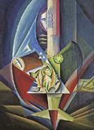 Menschwerdung 1920 - Albert Muller