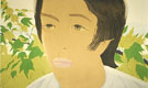 Boy with Branch I - Alex Katz