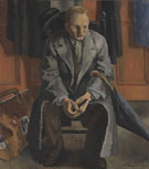 Portrait of Reginald Marsh - Alexander Brook