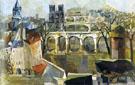 Les Ponts de Paris - Alexandra Exter