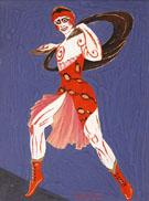Costume Kifared 1916 - Alexandra Exter