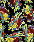 Decorative Composition Individual Flowers c1900 - Alexandra Exter