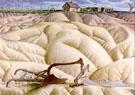 A Hogue Mother Earth Laid Bare - Alexandre Hogue
