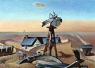 A Hogue Drouth Stricken Area 1934 - Alexandre Hogue