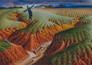 A Hogue the Crucified Land 1939 - Alexandre Hogue