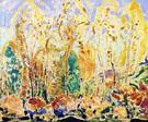 Fauve Landscape 1907 - Alfred H Maurer