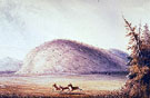 Independence Rock 1830 - Alfred Jacob Miller