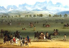 Horse Creek Rendezvous 1837 - Alfred Jacob Miller