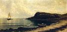 Along The Shore - Alfred T Bricher