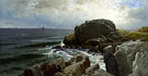 Castle Rock 1878 - Alfred T Bricher
