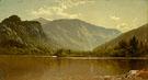 Echo Lake 1860 - Alfred T Bricher