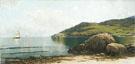 Marine Landscape c1895 - Alfred T Bricher