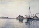 Brooklyn Museum Harbor - Alfred T Bricher